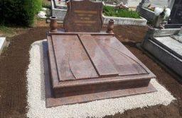 Hunyadi sírkő Kóka